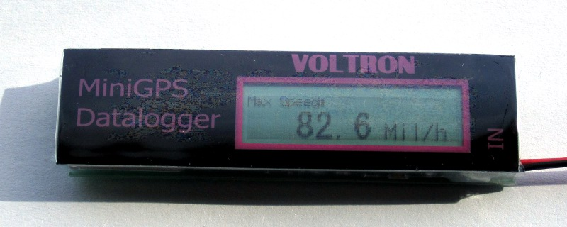 They're Back!  V2 of the GPS Speed and Altitude Logger