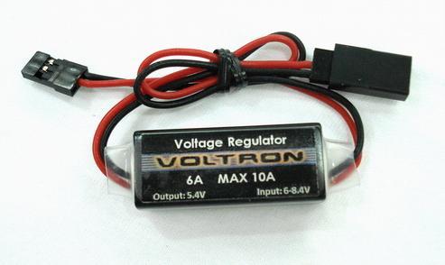 Voltron 6A Voltage Regulator (5.4V)