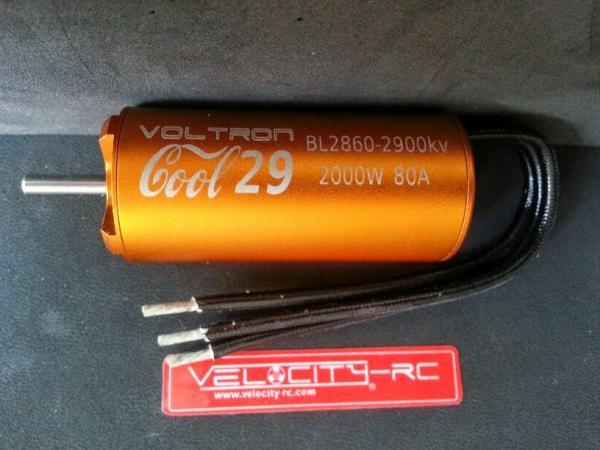 3. Cool 29 Voltron EDF Motor B28L60-2900kv
