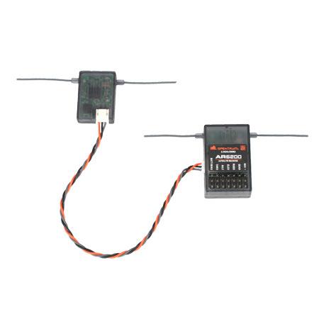 DSM2 AR6200 6-Channel Receiver Ultralite