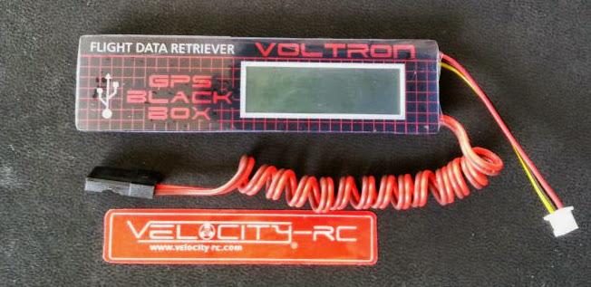 Voltron GPS Black Box V3 Logger